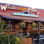 Woody's Woodfired Pizza