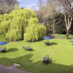 """The best kept secret in Ripon"" - the stunning Deanery gardens."