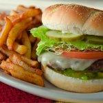 Trio hamburger spéciale