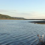 The Mawddach estuary