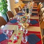 Organisation événements, repas de groupe sur réservation