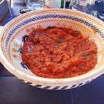 porzione normale di pappa al pomodoro
