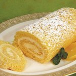 Lemon Cream Roll - spring and summer only!