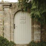 Entrance to the Secret Garden Suite