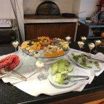 Fantastic hotel staff so polite food was great!