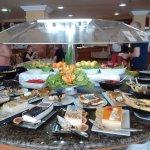 Evening buffet