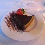 Chocolate Cake Pie