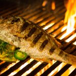 Fire-Grilled Redfish