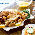 The Captain's Seafood Platter #seafood