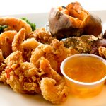 Our very own hand battered Coconut Shrimp! #coconutshrimp