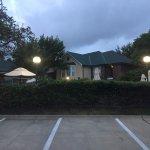 Separated Guest Room Buildings