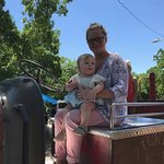 The old Fire Truck at Zilker Park