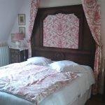 magnifique déco de la chambre rose