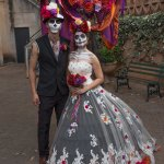 Annual Day of the Dead Event at Tlaquepaque