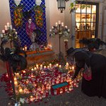 Public Altar for Annual Day of the Dead Event