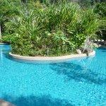 Swimming Pool at the Banjaran Hotsprings Resort