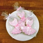 Pink Tutu Cookies