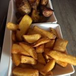 Potatoes and Fries, pretty good