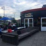 Plenty outdoor seating
