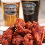 Happy Hour from 4-6 offers $1 off pints and discounted wings and nachos!