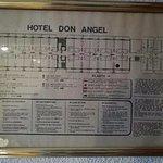 Photo de Hotel Don Angel