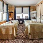 The Abbington Green Spa--book your spa treatments when you book direct at www.abbingtongreen.com