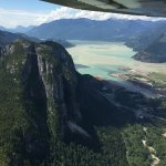 View the Stawamus Chief as the eagles do.