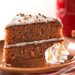 Frisch's Big Boy Carrot Cake