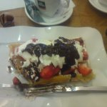Waffle- about €8.