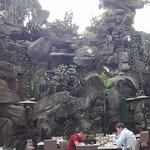 Restaurante durante el desayuno