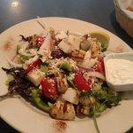 Calamari steak salad special!!