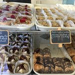 Dessert Selection at the Greek Pastries & Deli Fort Lauderdale