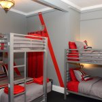 Six bed dorm with ensuite