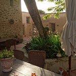 Un petit apéro sous le soleil descendant. Une douceur digne de Provence !