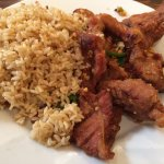 Spicy Salty Spare Ribs Brown or White Rice