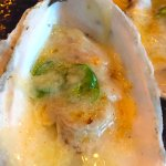 Blue Point Oyster Grilled - Very good