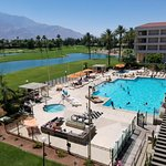 DoubleTree by Hilton Hotel Golf Resort Palm Springs resmi