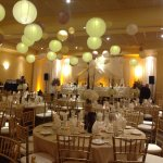 Decorated Banquet Facilities