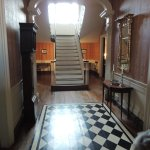 entry hall...only area you can photograph