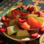 El Portal Sedona Hotel - Breakfast a al carte items