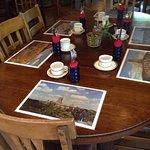 El Portal Sedona Hotel - Breakfast Place Setting