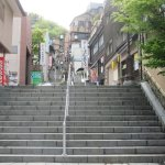 Ikaho Stone Step Street Photo