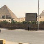 Foto de Le Meridien Pyramids Hotel & Spa