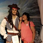 Pirate of the Carribbean and Miss Mary