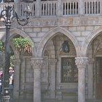 Venetian pavillion (based on Doge's Palace in Venice)