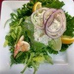 Shrimp wedge