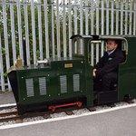 Miniature railway - engine