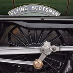 Flying Scotsman visit
