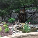 Beautiful, tranquil area at Raccoon Mountain