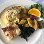 Stuffed Grouper ,, Yummo